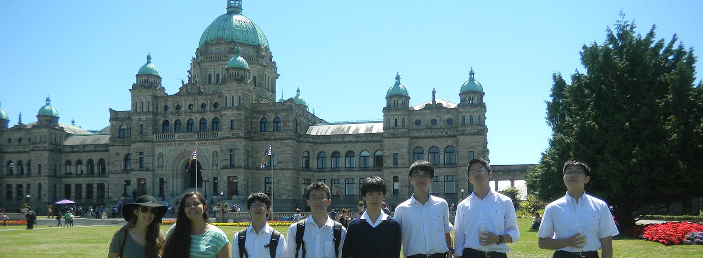 カナダ英語研修
